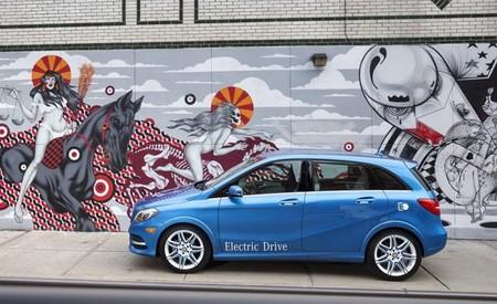 Mercedes-Benz Clase B Electric Drive, las primeras unidades ya salen de fábrica