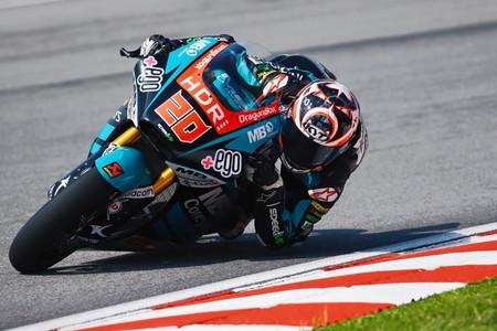 Fabio Quartararo Moto2 Motogp Malasia 2018
