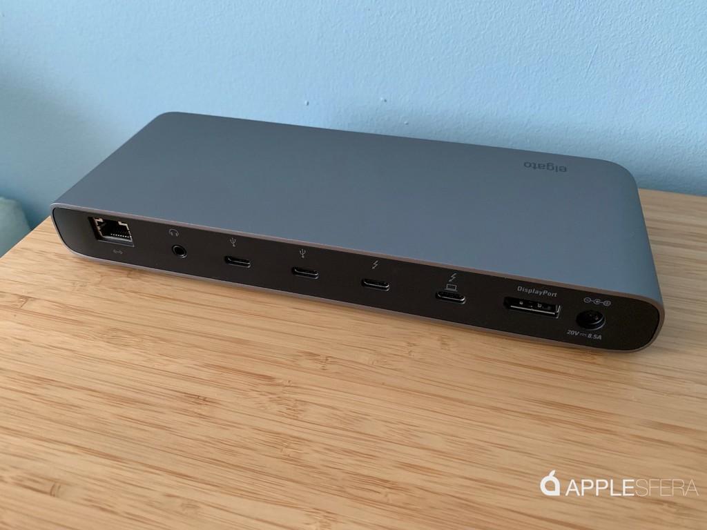 Elgato Thunderbolt tres Pro Dock, análisis: un gran poder de conectividad conlleva un costo elevado
