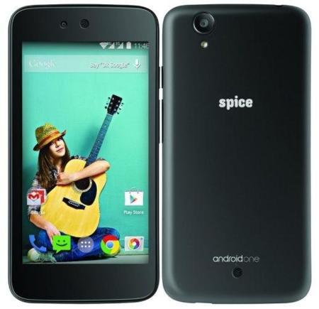 Así luce el Spice Dream UNO, uno de los primeros Android One