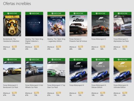 Xbox Ofertas