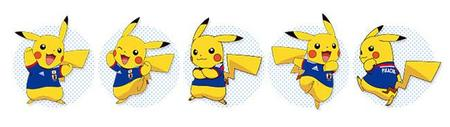 Pikachu será la mascota de Japón