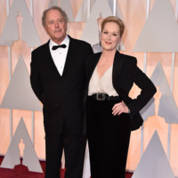 Don Gummer y Meryl Streep