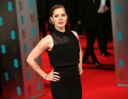 En los premios BAFTA 2014 también encontramos peinados elaborados