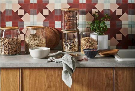 Cocina en orden: los mejores envases y organizadores de alimentos de Ikea