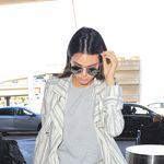 Kendall Jenner se sube los pantalones hasta el techo en su último look de street style