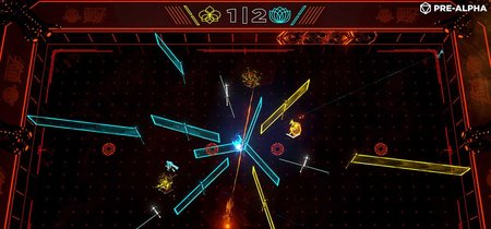 Laser League ya dispone de fecha de lanzamiento en Steam Early Access y llegará la semana que viene