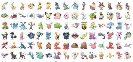 Los 100 nuevos Pokémons llegarán a Pokémon GO a partir del 12 de diciembre