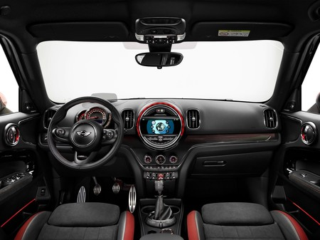 Mini John Cooper Works Countryman 2017 002