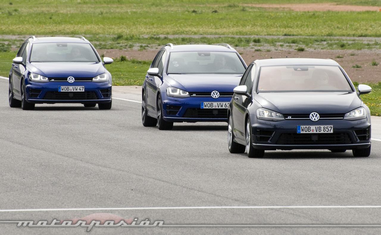 Foto de Volkswagen Golf Variant R, toma de contacto (17/18)