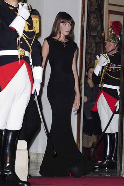 Foto de El estilo de Carla Bruni: la Jackie Kennedy del siglo XXI (8/11)