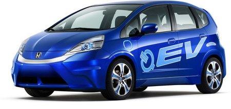 Salón de Los Ángeles: Honda Jazz eléctrico y anticipo de los próximos híbridos de la marca