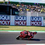 Pecco Bagnaia se podría haber saltado la salida de la carrera de MotoGP que terminó ganando en Misano