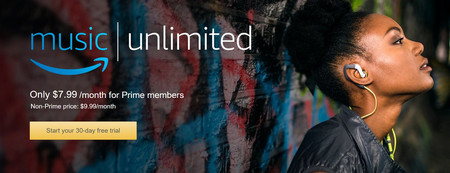 Cómo probar 3 meses gratis de Amazon Music Unlimited, el Spotify de Amazon