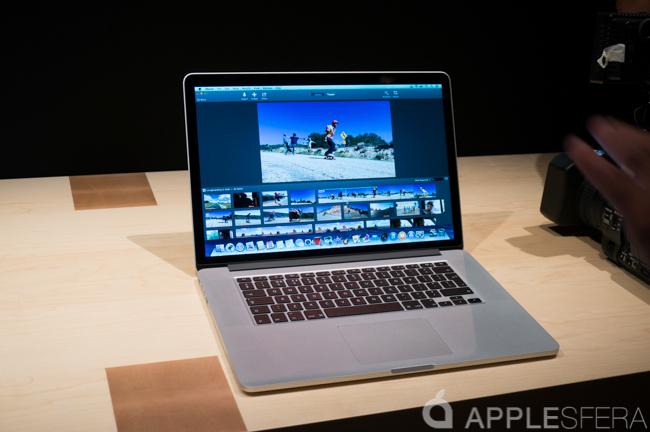 Foto de Nuevo Mac Pro y MacBook Pro (9/12)