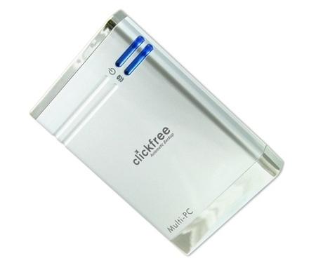 Copias de seguridad sencillas con Clickfree Portable Backup