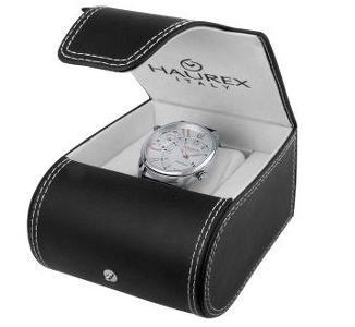 Relojería de Haurex, interesantes diseños en cuero