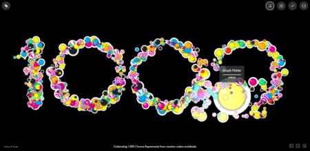 Chrome sirve mucho más que para navegar: compruébalo con estos 1.000 experimentos