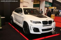 Lumma Design CLR X650 en el Essen Motor Show