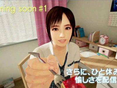 Summer Lesson sí llegará de lanzamiento para el PlayStation VR en Japón