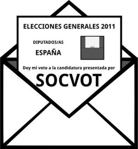 Socvot, una herramienta para seguir la influencia de los partidos en la redes sociales