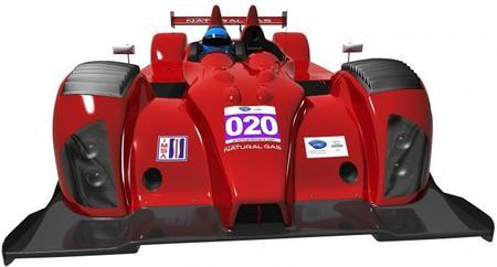 Patrick Racing vuelve a la competición en las ALMS con un prototipo impulsado por gas natural