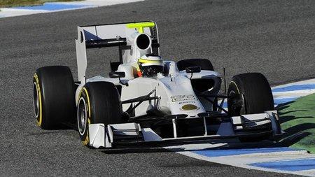 El nuevo monoplaza de HRT no supera la totalidad de los crash-test de la FIA