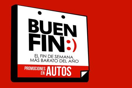 El Buen Fin 2017: Estas son todas las promociones en autos