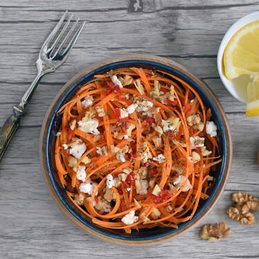 11 recetas fáciles con zanahoria para cocinar en verano que son riquísimas y buenas para tu piel