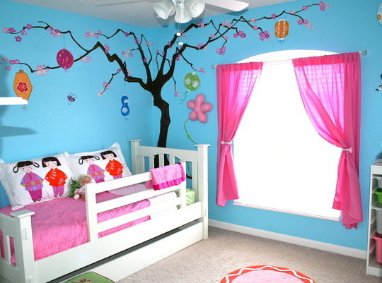Foto de Dormitorio infantil japonés (1/3)