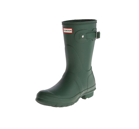 Bota Hunter Short Verde Oliva