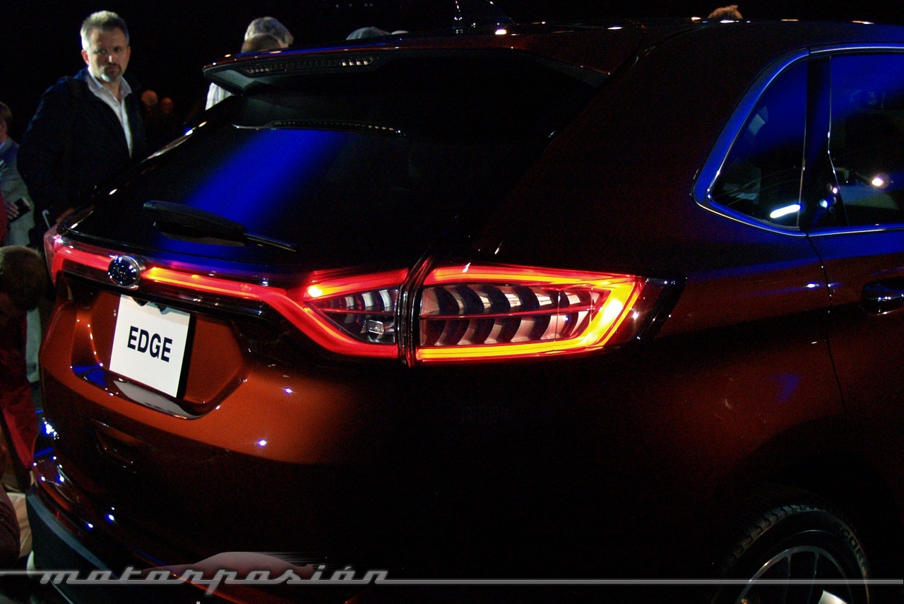 Foto de Ford Edge (presentación) (16/21)