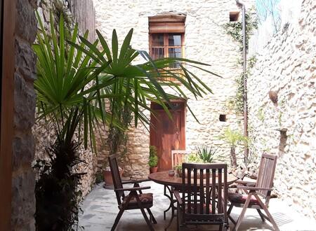 Alojamiento En Airbnb Un Toque Mozarabe En La Vall De Laguart Alicante