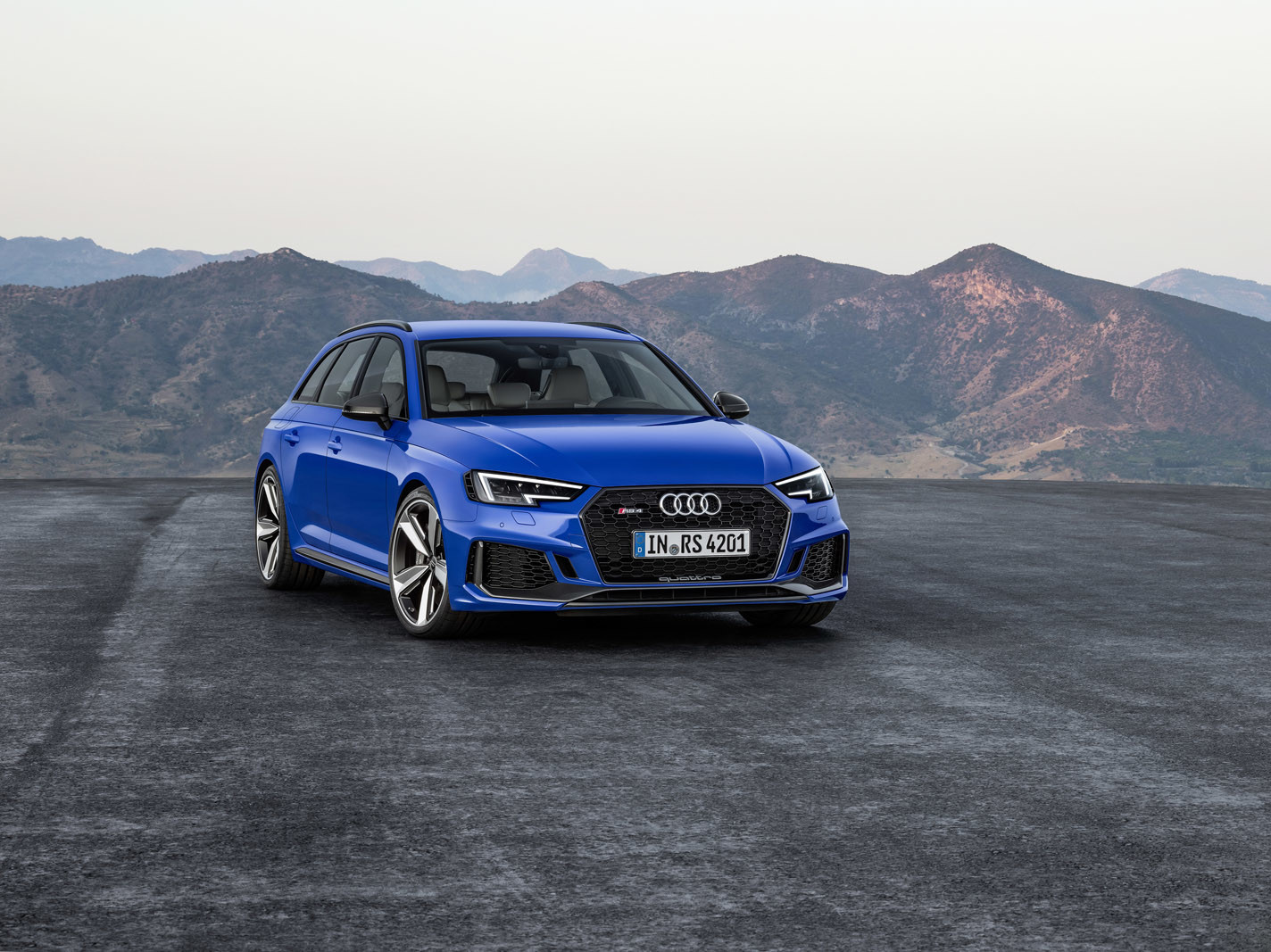 Foto de Audi RS4 Avant 2018 (19/23)