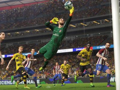 PES 2018: Konami anuncia los requisitos mínimos y recomendados de su apuesta futbolera para PC