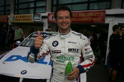 Andy Priaulx y BMW campeones del mundo