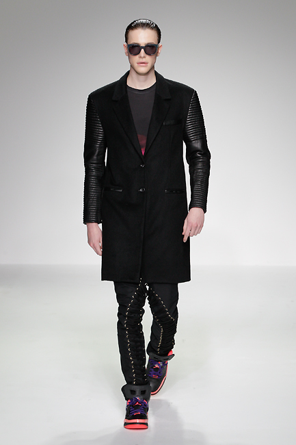London Collection Men Otoño Invierno 2013