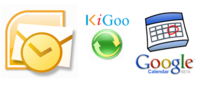 KiGoo, sincroniza tu calendario y contactos entre Google y Microsoft Outlook