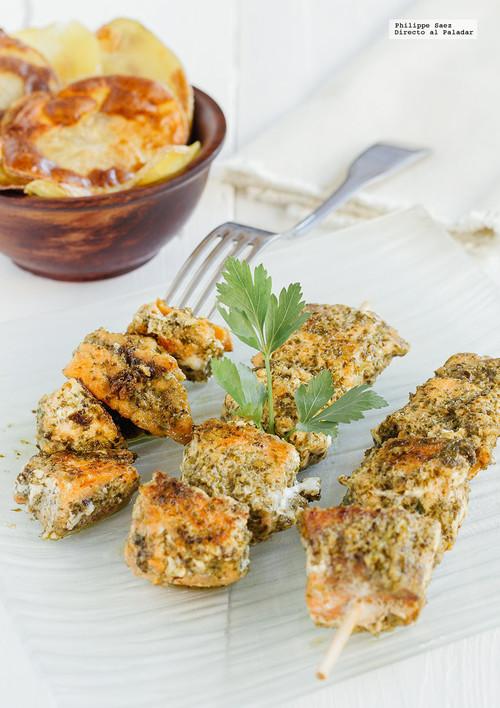 Las 11 mejores recetas de pinchitos y brochetas para el Picoteo del finde