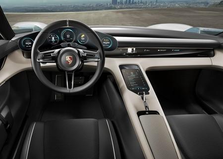 Porsche Mission E Concept 2015 1600 0d