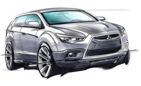 Mitsubishi lanzará un nuevo crossover en 2010