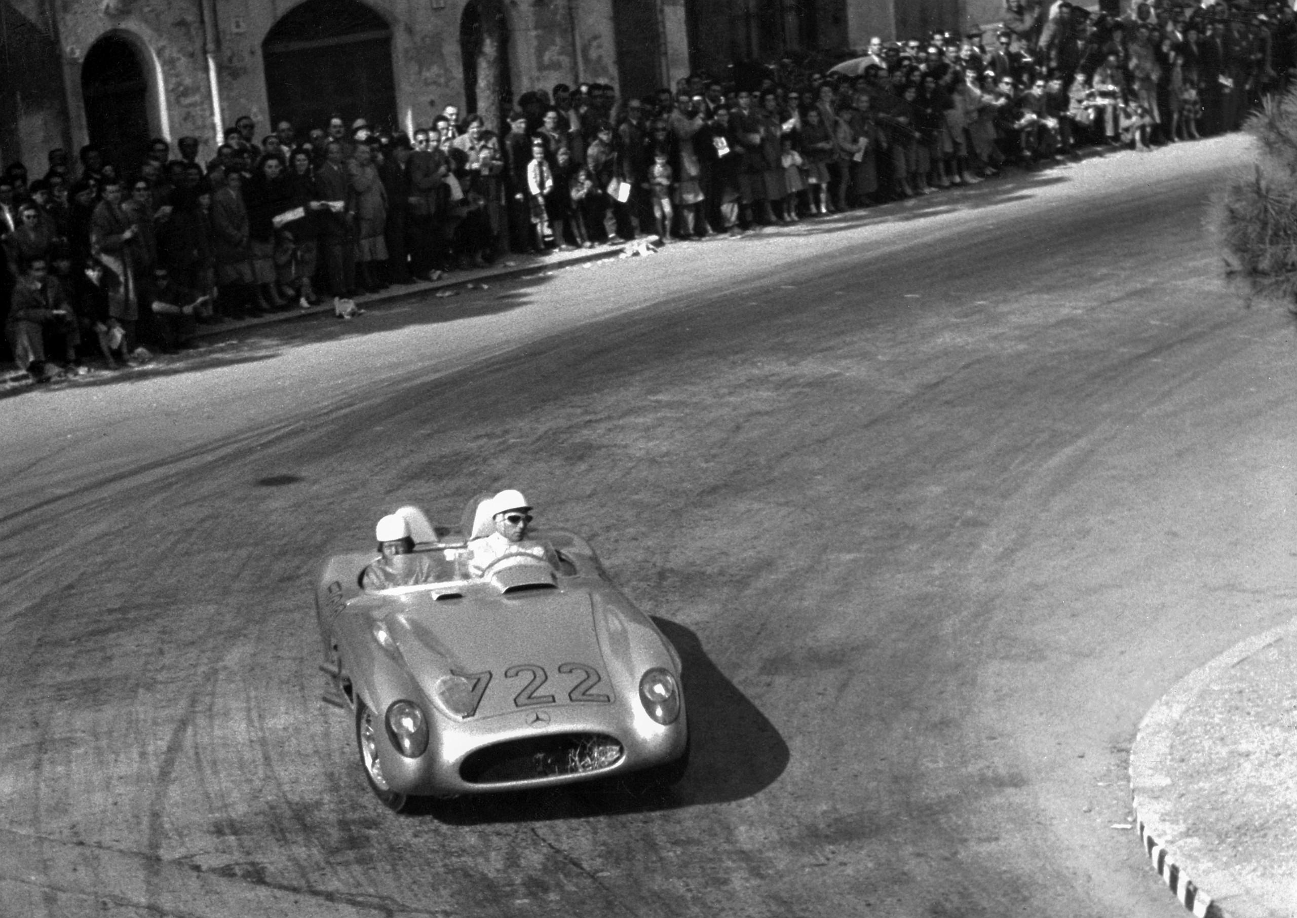 Foto de Mercedes SLR Stirling Moss (9/10)
