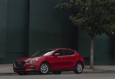 Mazda 3 2.0, mejor compacto del 2014 en Motorpasión México