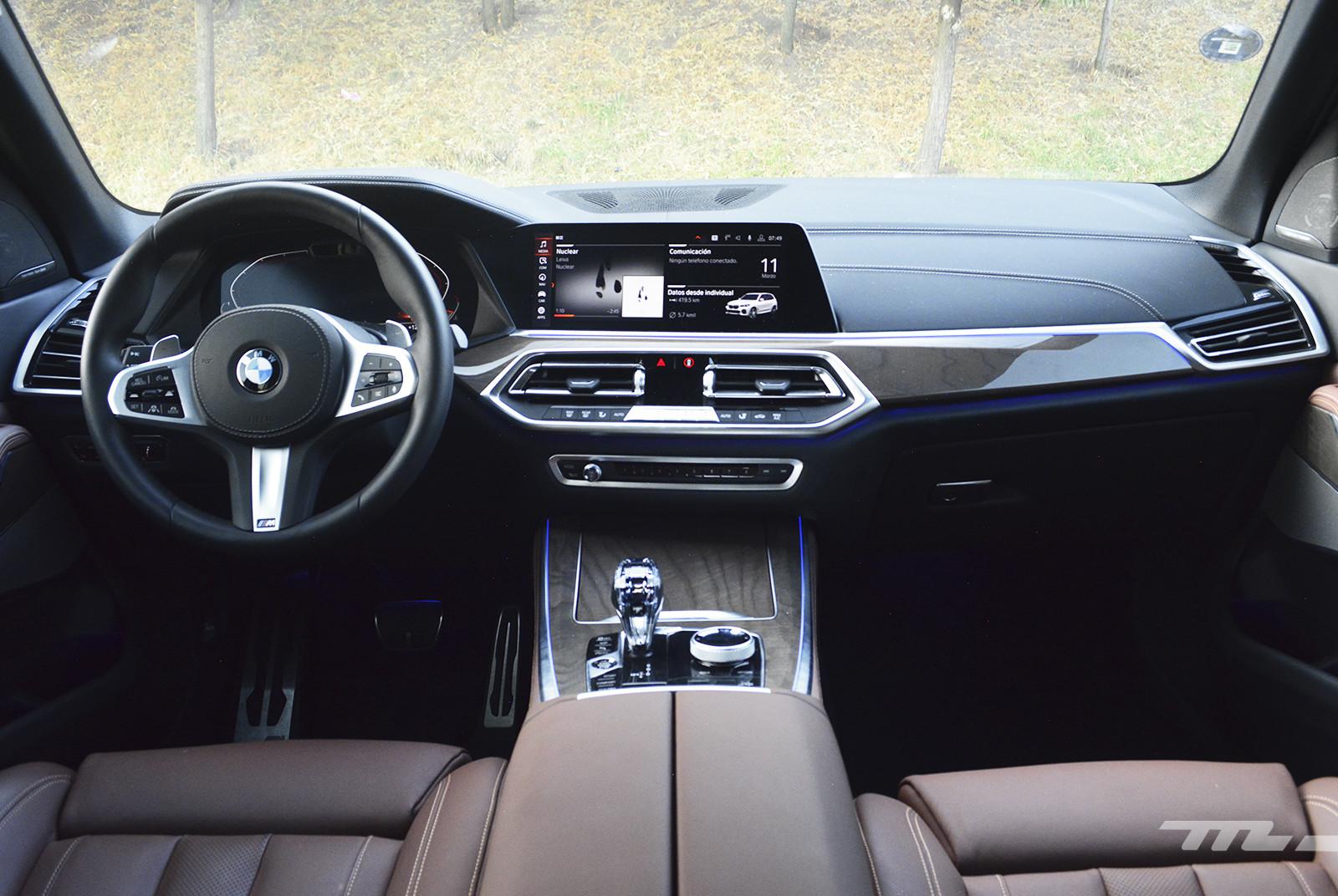 Foto de BMW X5 2019 (prueba) (15/24)