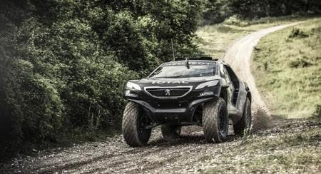 Peugeot no está preocupada por los problemas en el 2008 DKR