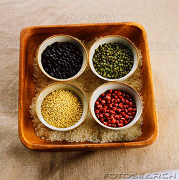 El mijo, un cereal integral muy sabroso y beneficioso.
