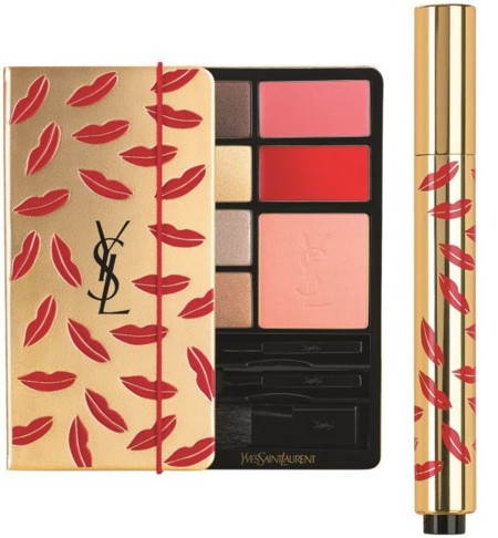 Ysl Holiday 2015 Kiss Love Palette