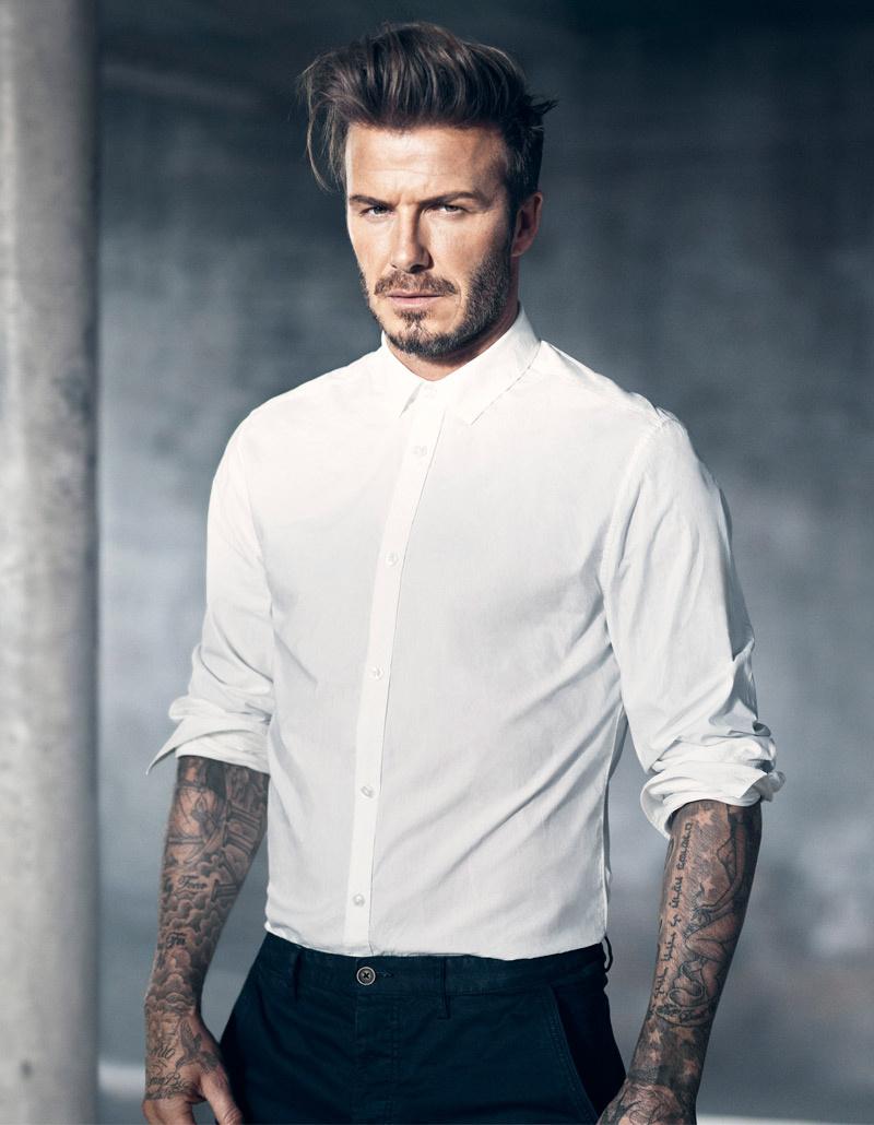 Foto de David Beckham para H&M Modern Essentials (9/11)