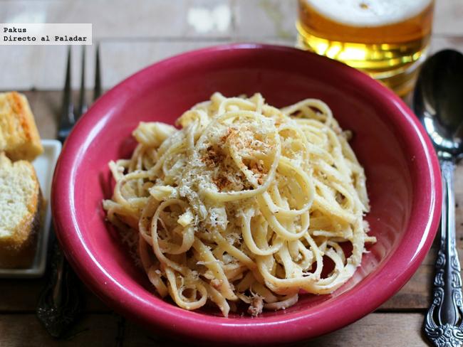 espaguetis cajun