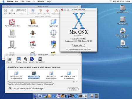 OS X Apple